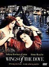 helena bonham carter  WINGS OF THE DOVE linus roache    DVD include insert