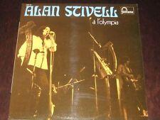 Alan Stivell rare '72 FRA 1st press LP A L'Olympia on Fontana PROG FOLK mint-