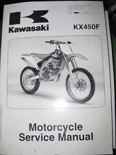 Kawasaki KX450D/F  2006