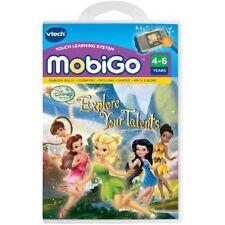 Vtech - MobiGo Software - Disney's Fairies NEW & SEALED