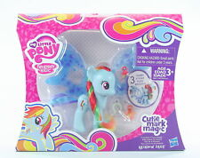 MY LITTLE PONY charm wings RAINBOW DASH action figure toy MLP G4 - NEW!