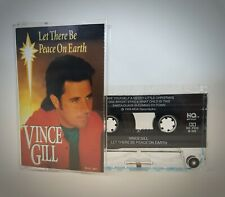 Vince Gill -  Let There Be Peace On Earth Cassette