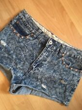 DENIM SHORTS DISTESSED WITH STUDS BEACH HOLIDAY 12