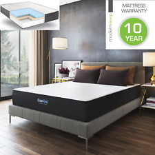 Best Memory Foam Mattress With Cooling Gel Infused 10 Inch Queen Twin King Size