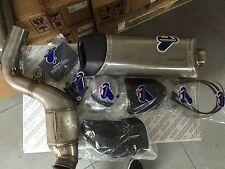 Kit silenziatore alto omologato Termignoni Ducati Hypermotard 821 96480041A