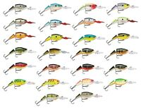 Rapala JSR07 Jointed Shad Rap 2 3/4 inch Deep Jointed Crankbait Fishing Lure