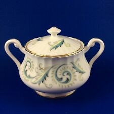 Royal Standard Garland Bone China Lidded Sugar Bowl