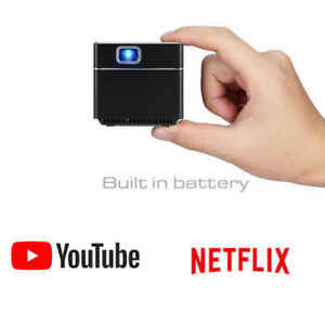 Mini Projector - Wireless/Android/Netflix built in