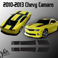 2010 2011 2012 2013 Camaro Bumble Bee Racing Stripes Vinyl Decal Sticker Graphic