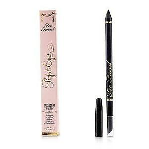 NIB TOO FACED Perfect Eyes Waterproof Eyeliner Pencil PERFECT NAVY Full Size