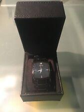 Fossil Zane FS 4159 Stainless Steel Men's Wristwatch Black
