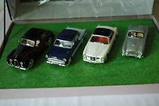 Coffret concours d'élégance Simca, Hotchkiss,Talbot, Facel Vega 1/43 IXO Atlas