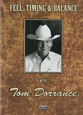 Tom Dorrance Feel, Timing and Balance Horse training 2 DVDs