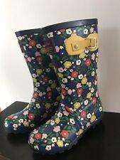 Mini Boden Girls Rain Boots Size 31