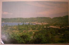 NEW GUINEA - RABAUL & HARBOUR, NEW BRITAIN VGC  VINTAGE  POSTCARD