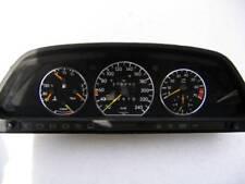 D Mercedes w126 Chrome Compteur de vitesse anneaux - 3 anneaux polie/cadre-Acier inoxydable poli