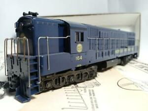 """Athearn #04304 HO DC FM Trainmaster N&W #164 with """"ALCO"""" can motor, used"""