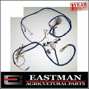 Complete Wiring Loom Harness Harness to suit Ford 5000 Tractor