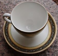 WEDGWOOD INDIA CUP AND SAUCER MINT 12 AVAIL
