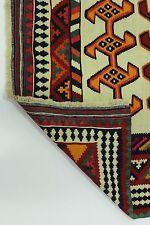 nomades PICASSO aspect Kelim pièce unique PERSAN TAPIS d'Orient 2,88 x 1,70