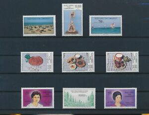 LO16352 Cyprus mixed thematics nice lot of good stamps MNH