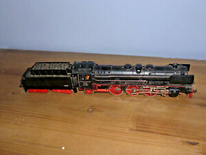 Märklin F 800 Locomotive-Tender - Locomotive à Vapeur Br 01 097 Tenderaufschrift