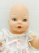 "1995 Vintage 12"" PLAYMATES TOYS Newborn BABY SO BEAUTIFUL DOLL"