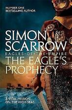 **NEW PB** The Eagle's Prophecy  by Simon Scarrow (Paperback, 2017)