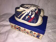 Vintage Snoopy Footwear Peanuts Tennis Shoes Sneakers Toddlers/Child's sz 2