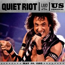 Quiet Riot - Live at the Us Festival 1983 [New CD] With DVD, Brilliant Box