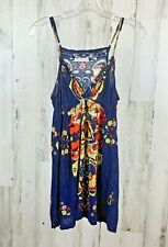 One Clothing Women's Tank Top Floral Long Size M