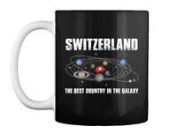 Switzerland Best Country In The Galaxy - Gift Coffee Mug