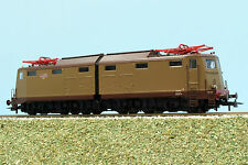 ROCO art. 72326 FS locomotiva E 636-034 castano isabella, dep. ROMA S.Lorenzo