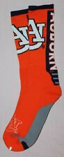 NCAA Auburn Tigers Jump Key Curve Mens Crew Socks LRG