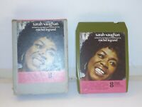 8 Track Cassette sarah Vaughan orchestra arranged by Michael legrand