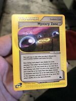 LP/MP Mystery Zone 137/144 Skyridge Pokemon e-Reader Card