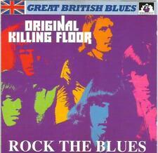Original Killing Floor - Rock The Blues [1969] (CD 1992)