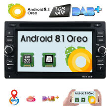 New Android 8.1 In Dash HD 2Din Car Stereo DVD Player GPS WiFi BT TV 4G Radio US