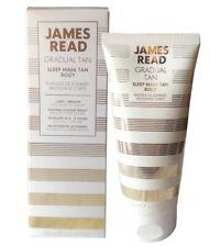 BNIB 5 x JAMES READ Gradual Tan~ SLEEP MASK TAN BODY~LIGHT/MEDIUM~All Skin Types