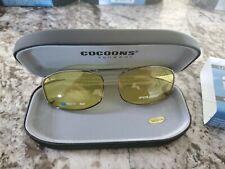 Cocoons Gris plomo/Limón Gafas de sol polarizadas clip-on RC5-50 uv400 L448L