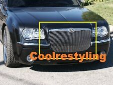 For 05 06 07 08 09 10 Chrysler 300C 300 Vertical Billet Grille Grill Insert
