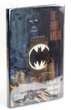 Frank Miller Signed Limited Edition 1986 The Dark Knight Hardcover w/Dustjacket