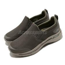 Skechers Go Walk Arch Fit-Togpath Taupe Men Slip On Shoes Loafers 216121-TPE