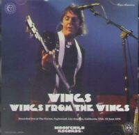 WINGS WINGS FROM THE WINGS CD ALBUM MC-120A VENUS AND MARS PAUL MCCARTNEY