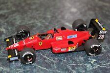 F1 FERRARI F1 87-88C GP Brazil 1988 Berger #28 1:43 Tameo handmade handbuilt