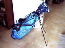 Vintage Wilson Golf Clubs with New Bag