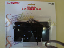 Bachmann 88015 K-27 Switcher Pilot For Repair or Scratch Building Blow Out !!