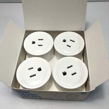 Avatar Controls Smart Plug, Wi-Fi Mini Socket Outlet, Alexa, Google Home 4-Pack