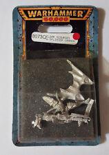 GW Warhammer 40K Dark Eldar Scourge w/ Splinter Cannon 8073Q 1997 - METAL MIB