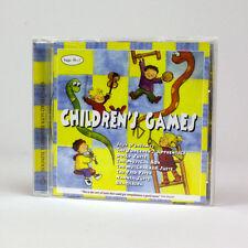 Children's Games - sounds to inspire kids of all ages - music cd album
